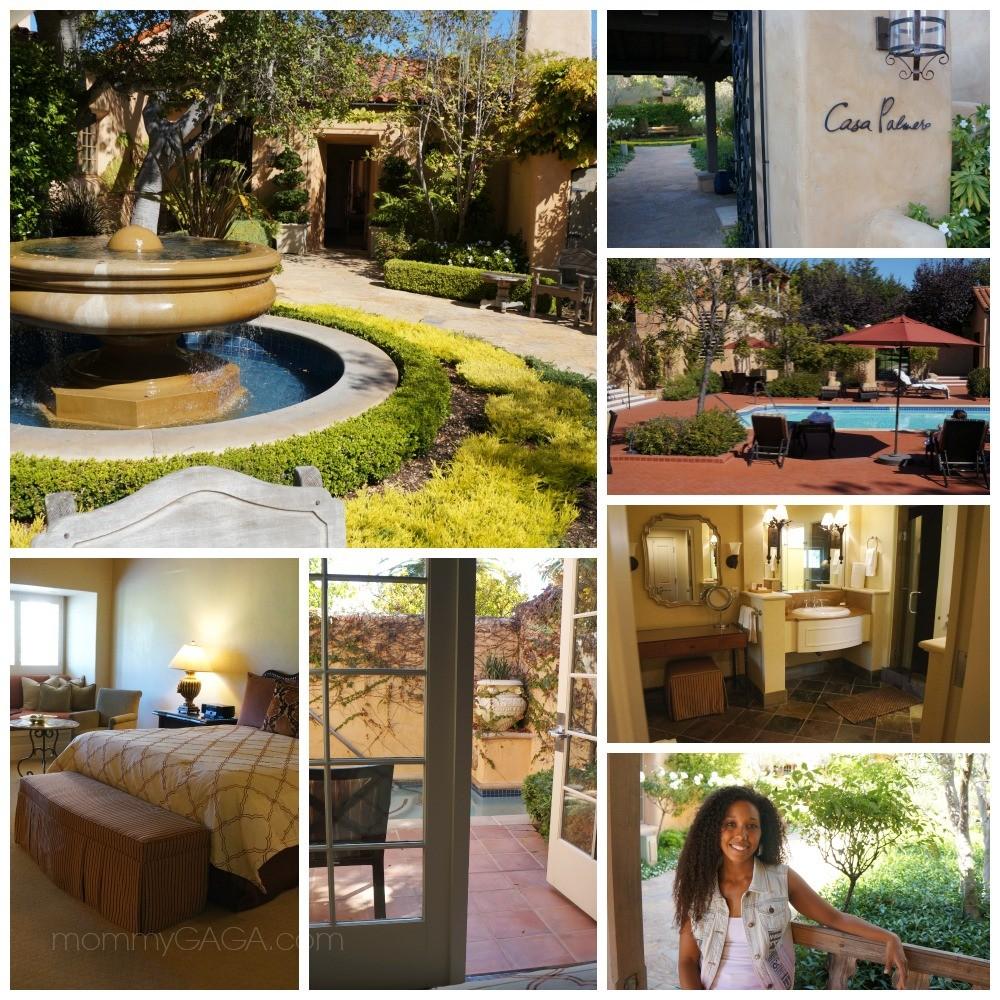 Casa Palmero Hotel Pictures, Pebble Beach, California