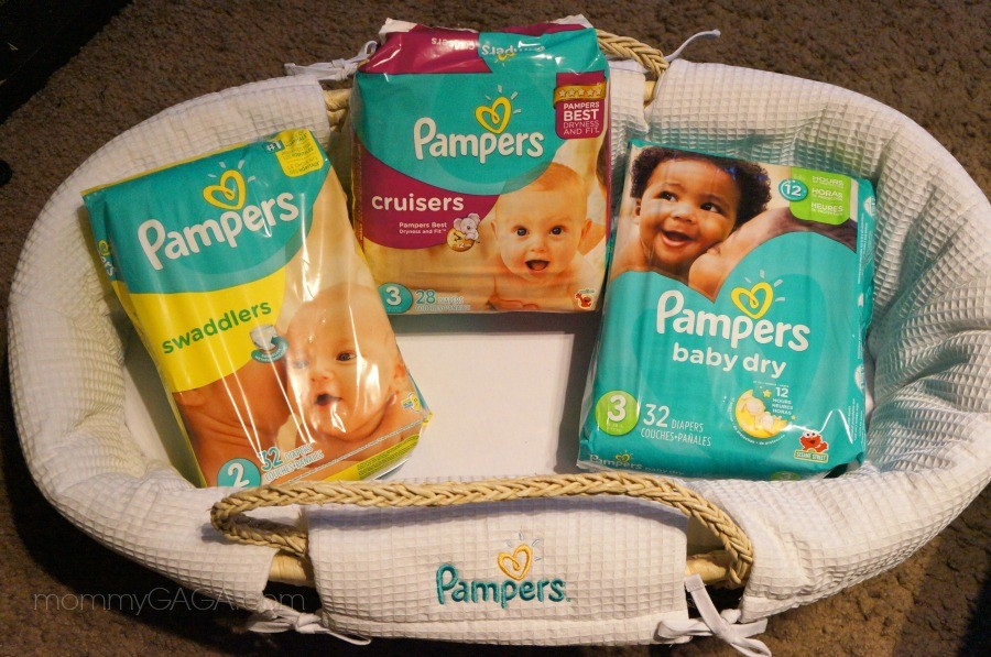 Pampers New Swaddlers Cruisers Diapers