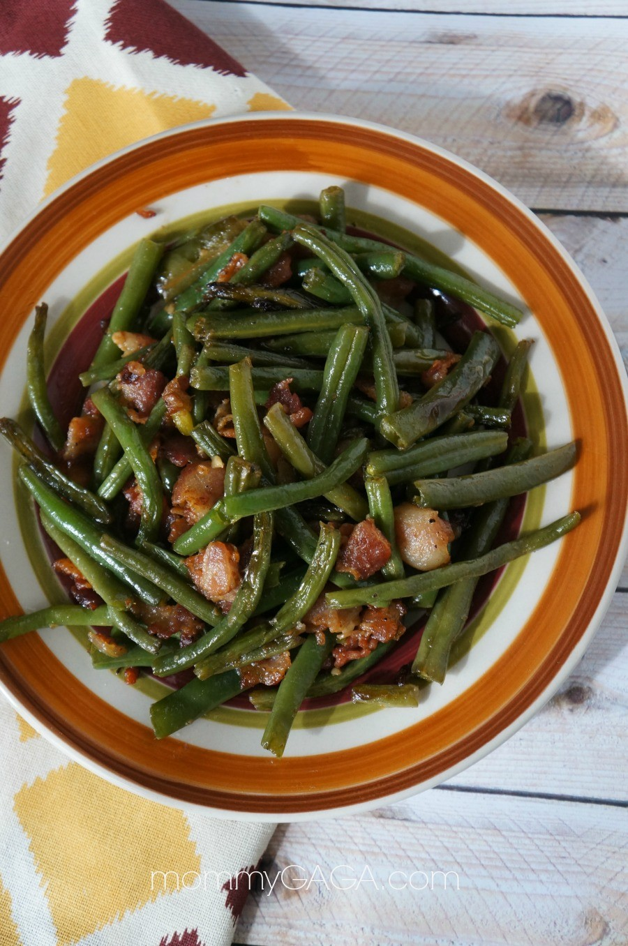 Bacon Green Bean Side Dish A Quick Must Try Thanksgiving