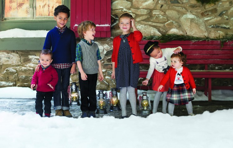 Winter Clothes for Kids: Holiday Styles from Oshkosh B'Gosh ...