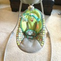 Bright Starts Up Up and Away Infant Swing Review