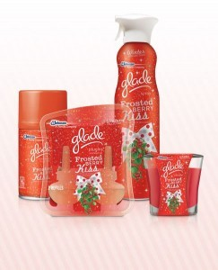 Glade® Limited Winter Edition Frosted Berry Kiss Products