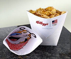 Kellogg's Origami Snack Cup