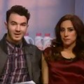 Kevin and Danielle Jonas for Dreft, January 2014