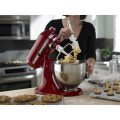 Baking with the KitchenAid Mixer, Red