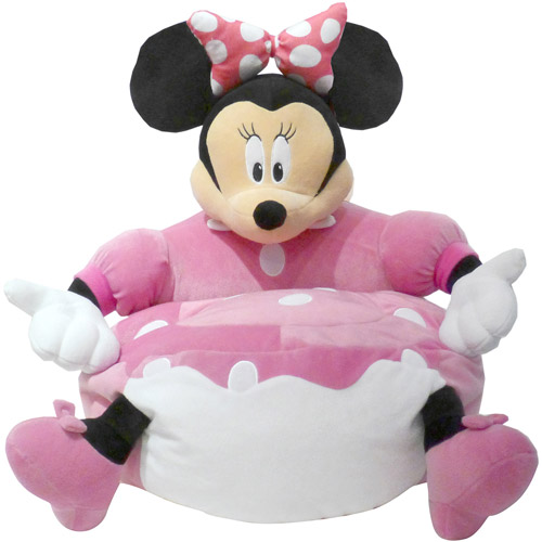 Toddler Girls Bedroom Decorating Ideas Everyday Moments  : Disney Baby Minnie Mouse Toddler Bean Bag Chair <strong>Pink Zebra</strong> Desk Chair from www.mommygaga.com size 500 x 500 jpeg 44kB