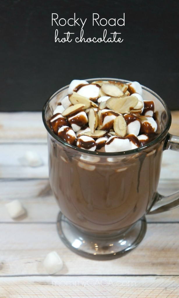 Rocky Road Hot Chocolate Recipe