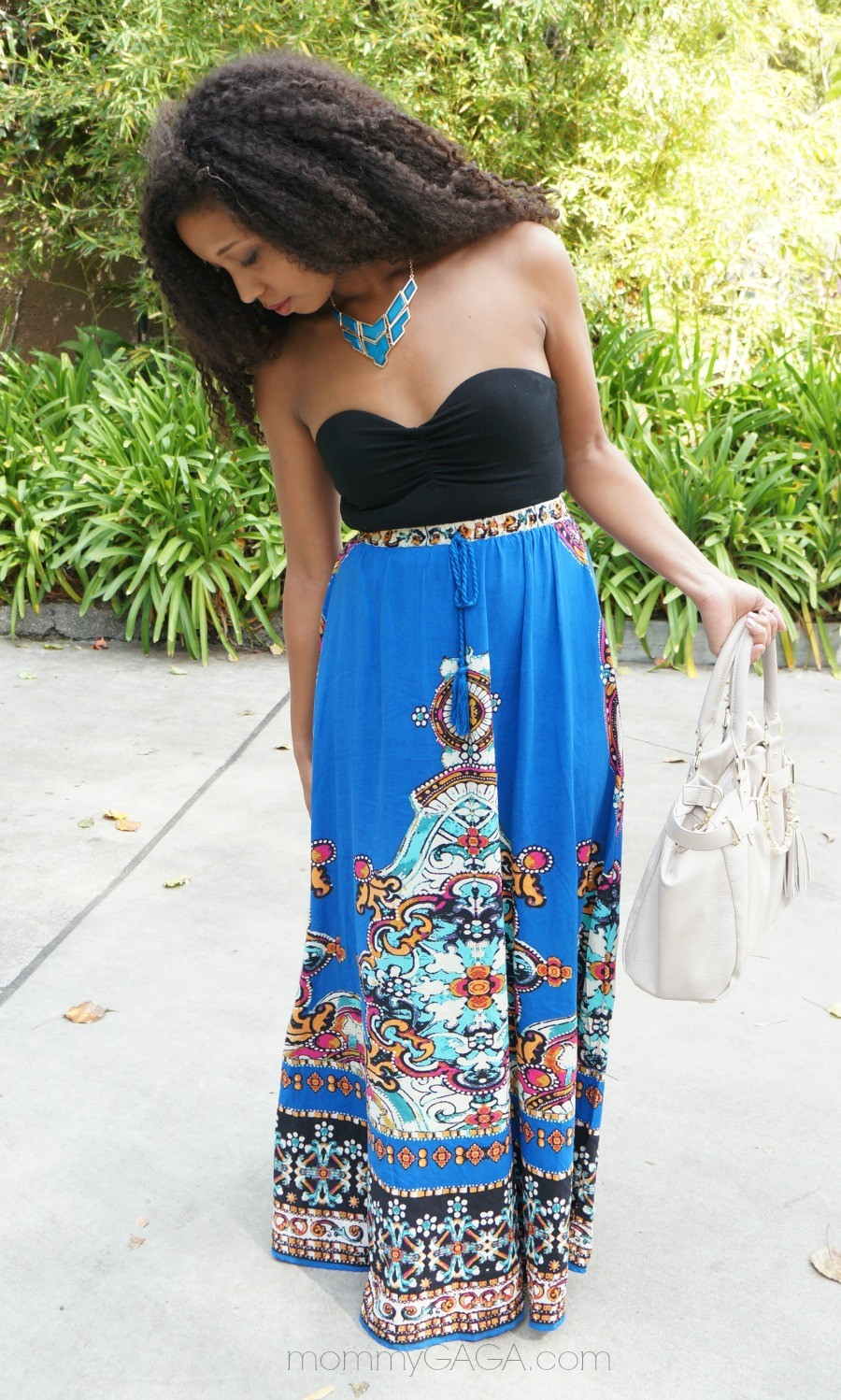 Spring Style: Love Colorful Skirts That Flow! - Honey   Lime