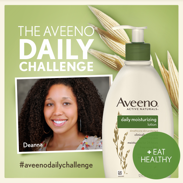 Aveeno Daily Challenge, Deanna Underwood