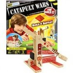 Boy Craft catapult wars build and battle kit