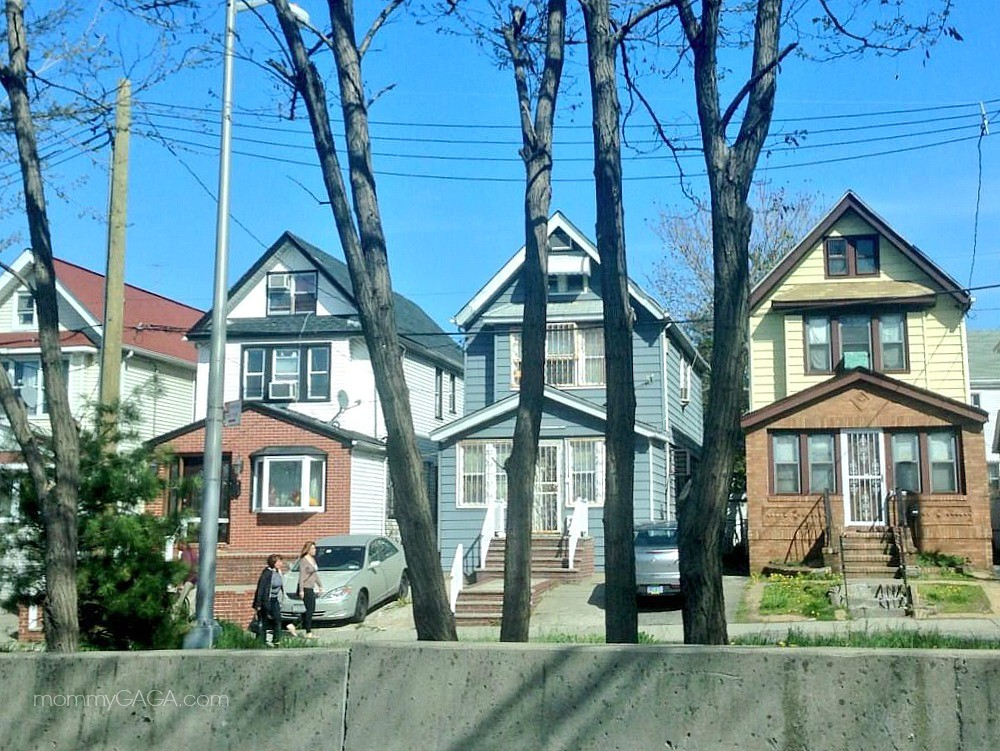 Houses in Queens, New York