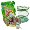 Insect Lore Butterfly Garden with live caterpillars - grow butterflies at home!
