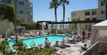 The Pool at JW Marriott Hotel, Santa Monica