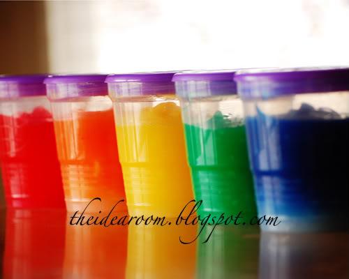 non toxic diy homemade fingerpaints for kids