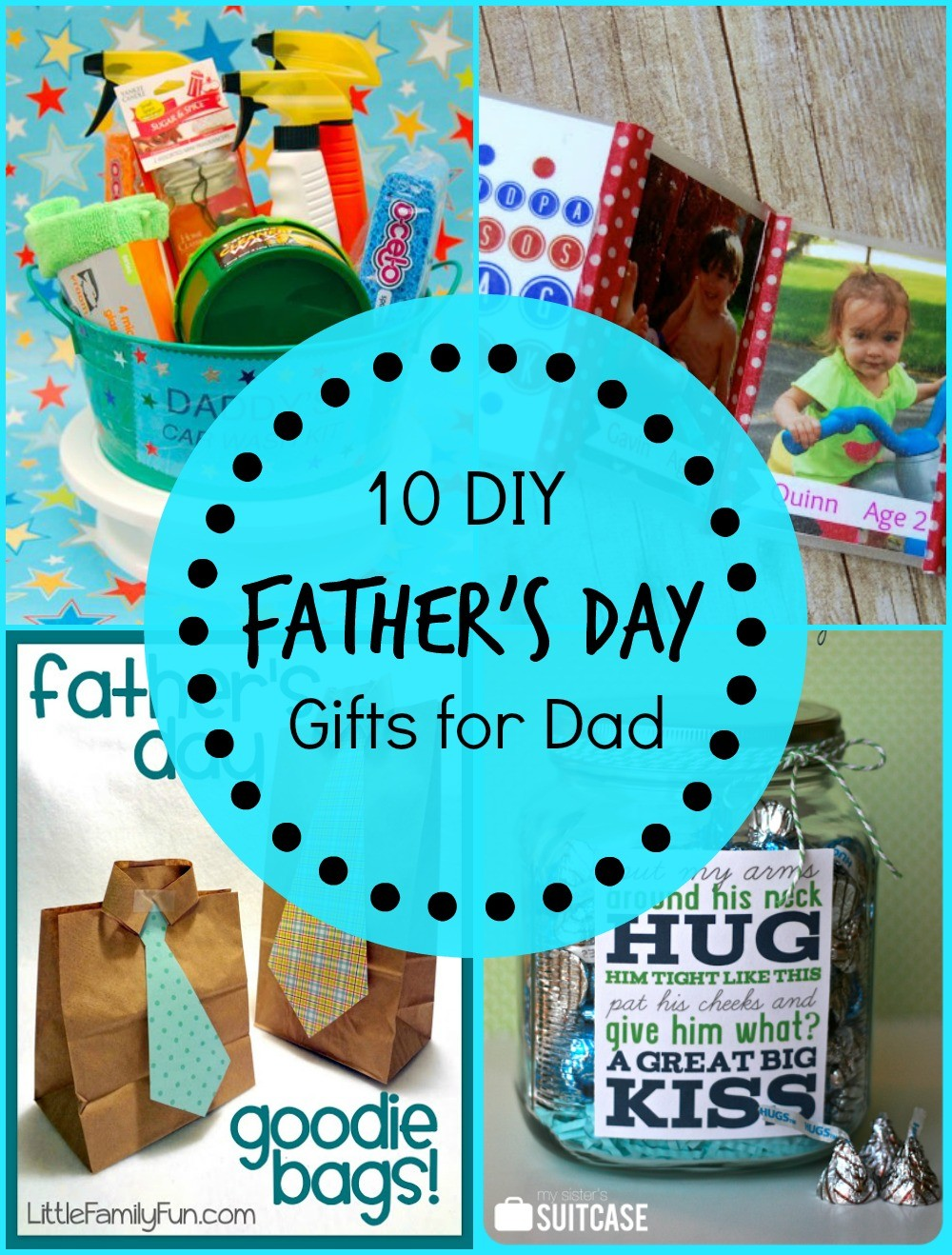Best DIY Father's Day Gifts For Dad