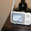 Vtech Safe and Sound Baby Monitor Screen