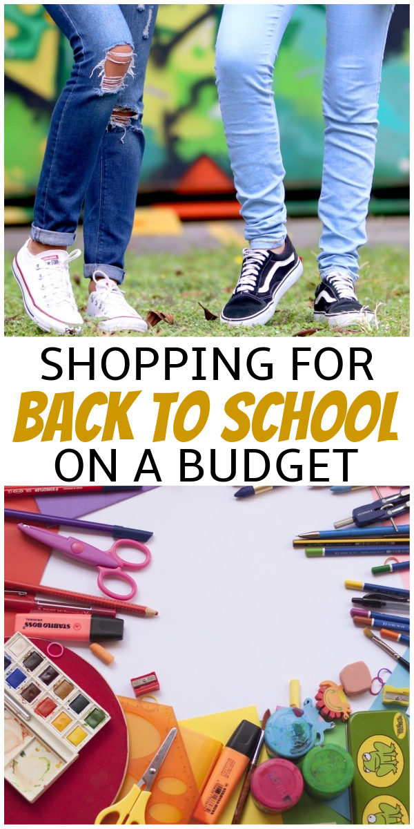 5 Ways To Save on Back To School Shopping for Clothes and Supplies - back to school offers and how to back to school shop