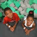 Kids at Jump Around Now San Diego