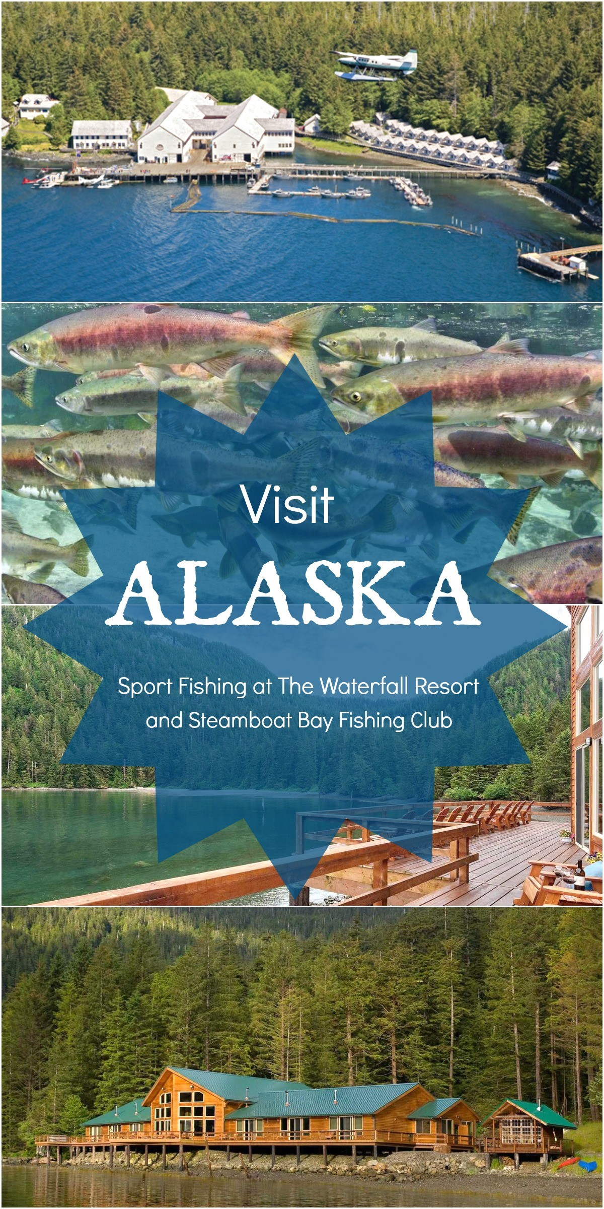 Visit alaska sport fishing and luxury accommodations at for Fishing company of alaska
