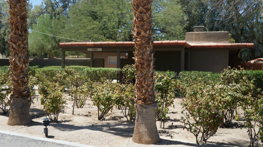 Yucca casita, La Casa Del Zorro Resort, a desert retreat in California