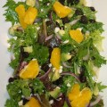 Citrus Cranberry Salad with Orange Citrunette Dressing