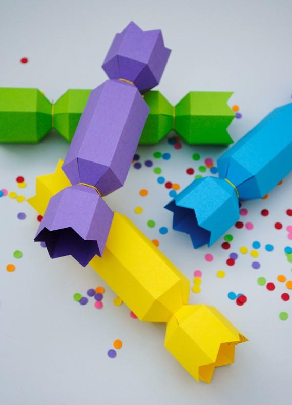 Confetti Firecrackers, Minie Co
