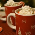 Holiday Hot Cocoa Dark Chocolate and Peppermint