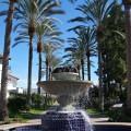 Fountain at the Omni La Costa Resort, Carlsbad, California