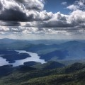 Whiteface mountain top, Adirondacks