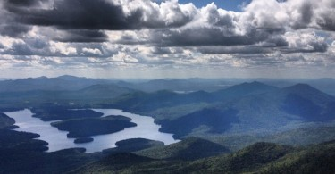 Whiteface mountain top, Adirondacks