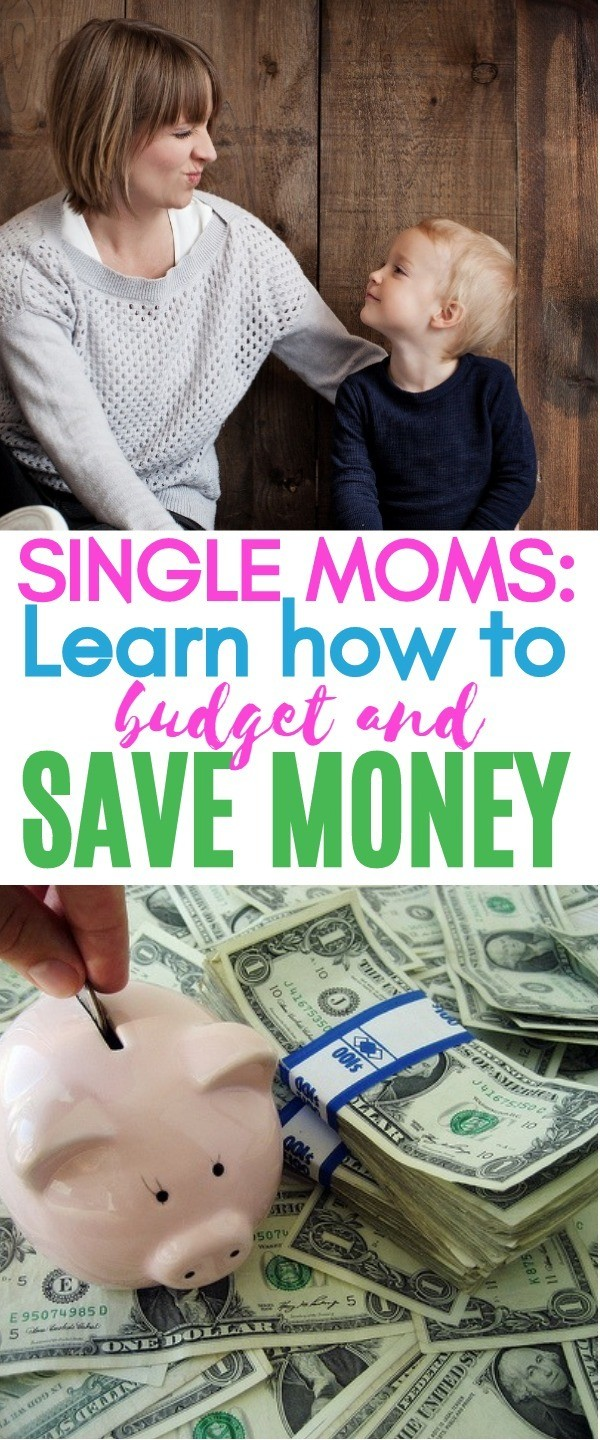 How To Save Money As A Single Mom- 5 Steps to Budget and Watch What You Spend