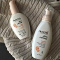 Aveeno® Ultra-Calming® foaming cleanser and daily moisturizer