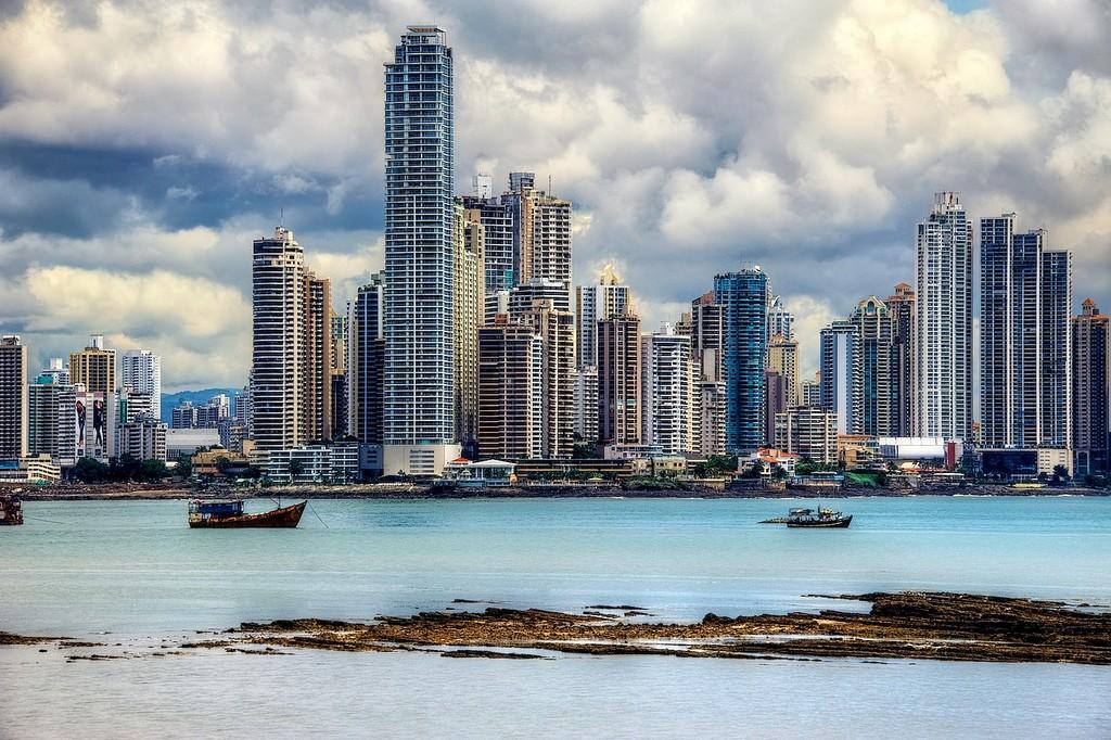 photo: panama City Towers, Flickr, Jim Nix