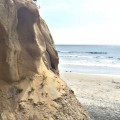 The end of the Torrey Pines Beach Hike