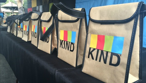 KIND at the Los Angeles Zoo, KIND giveaway bags