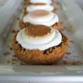 Indulge In Summer Dessert: Dark Chocolate Sea Salt S'mores Cups