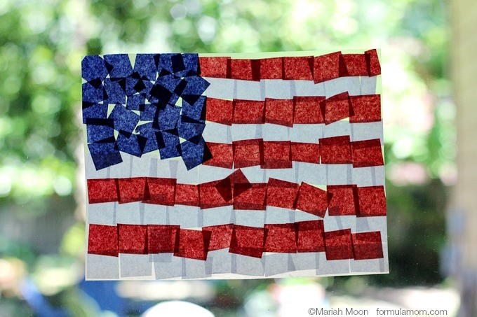 Charming Fourth Of July Craft Ideas For Kids Part - 13: 16 Easy Patriotic 4th Of July Crafts For Kids U2013 Red, White U0026 Blue Activities !