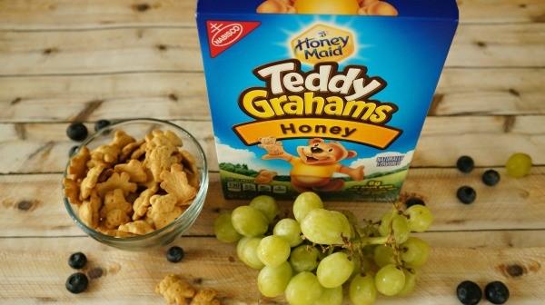 Honey Maid  Teddy Grahams snack