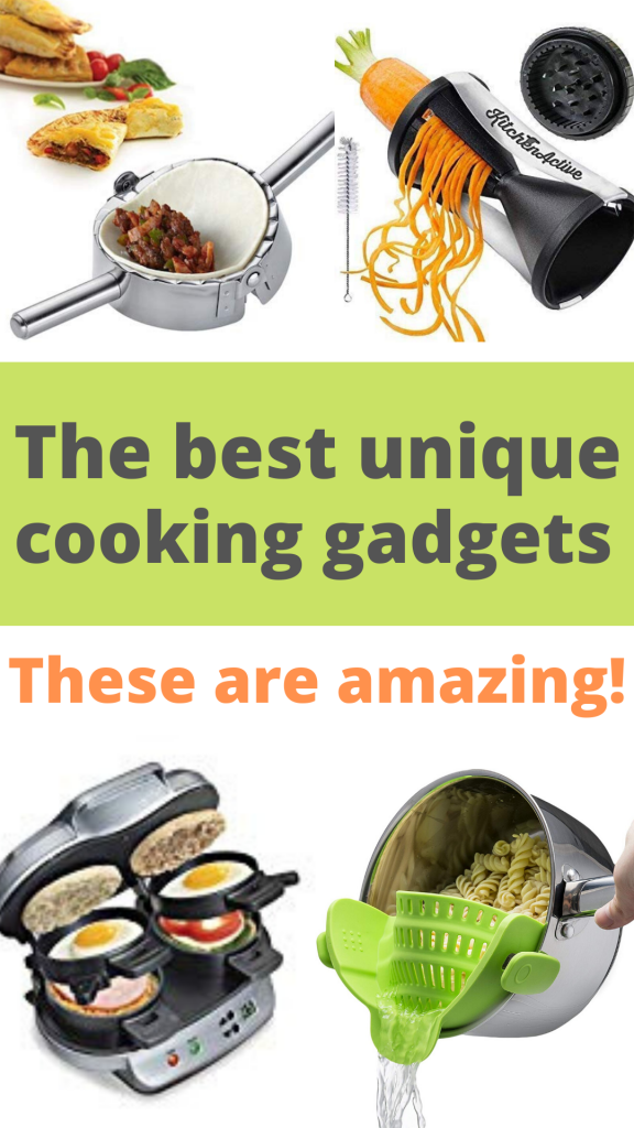 14 of the Coolest Unique Kitchen Gadgets for Your Home - these cooking tools are amazing