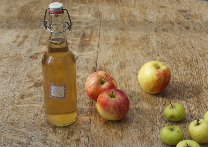 Homemade Hard Apple Cider, And Here We Are