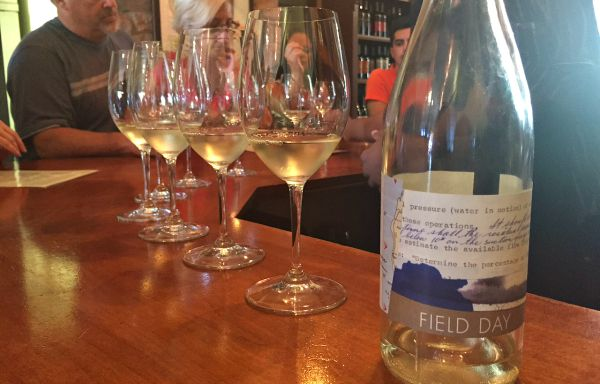 Wine tastingat We Olive, La Jolla, CA with BITE San Diego