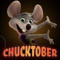 Chuck E Cheese's chucktober Halloween Celebration