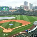 Batter Up: Touring The Historic Wrigley Field, Home of the Chicago Cubs!