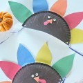 Thanksgiving Crafts for Kids: Make Your Own Paper Plate Turkey Hats!