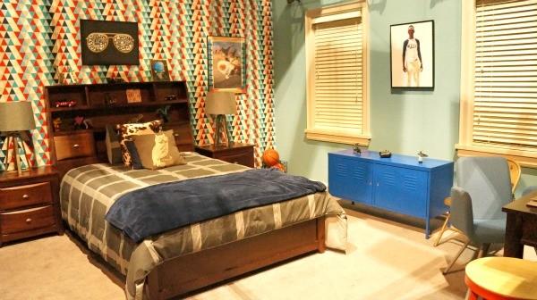 ABC's Blackish Set - Andre Johnson Jr. Kids Bedroom