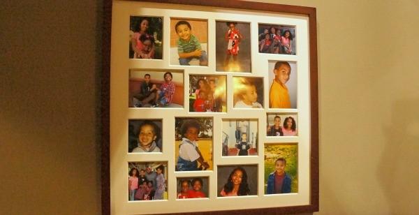 ABC's Blackish Set - Family photos on the wall