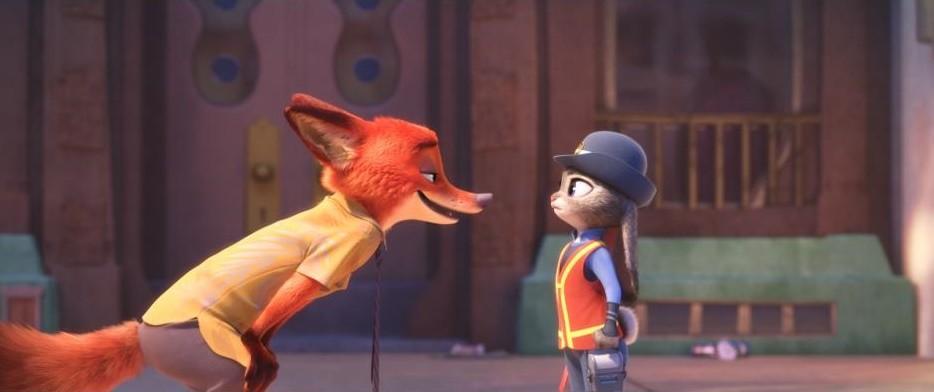 Disney's Zootopia Movie