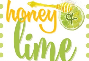 Honey and Lime button