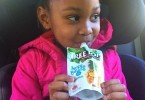 Kids love Tree Top apple sauce pouches, a healthy on go snack