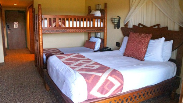 Disney World Hotel Rooms With Bunk Beds